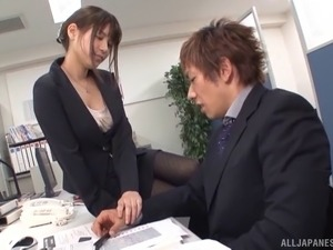 retired secretary video sex