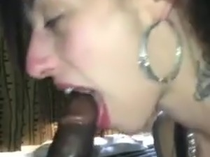 real white wife with black video