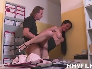 movie sex scene secretary