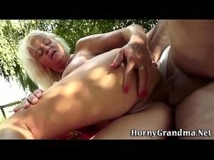 free anal granny movies