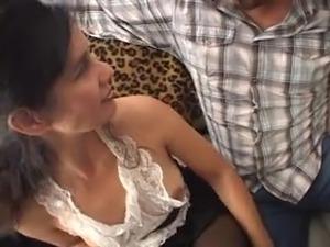 slutload black mature maid gets fucked