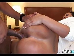 black wife in hotel
