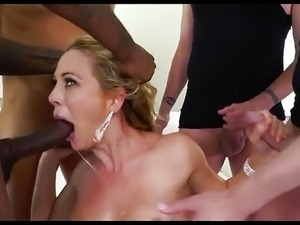 hot busty blonde sex