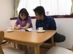 japanese wife has orgasm during intercourse