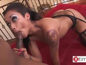 first time anal ebony