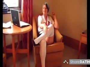 amateur pussy stretching