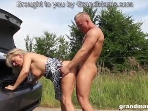 asian sex grannies