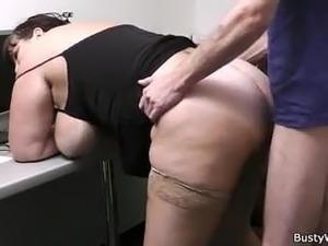 sexy ebony secretary