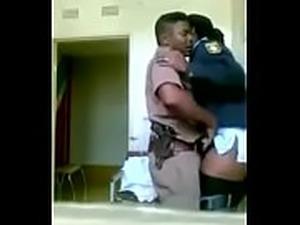 naked police porn
