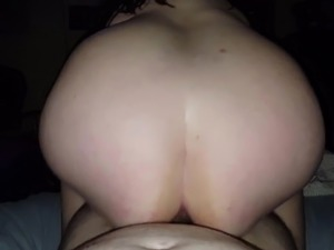Ass and tits au natural