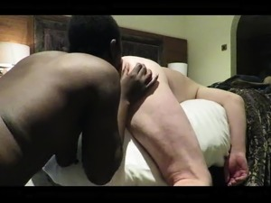 black male ass hole open