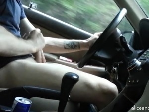 videos woman jerking off young man