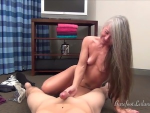 long hand job movies big tits