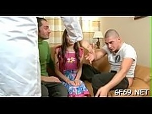 young blond teenage handjob