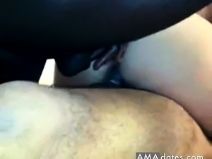 Amateur WIFE gets BBC DP
