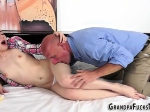 young girl old man porn pics