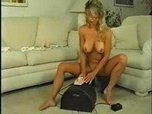 Sybian sex video