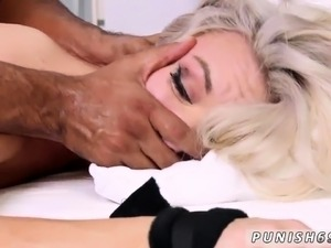 Extreme bondage and punished for masturbating Decide Your Ow