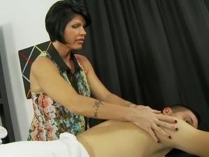 asian milf anal video