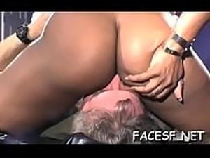 facesitting handjob ebony video