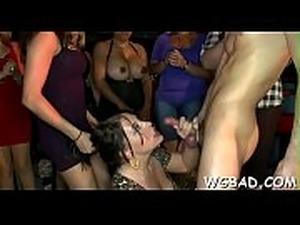 wild girls party video